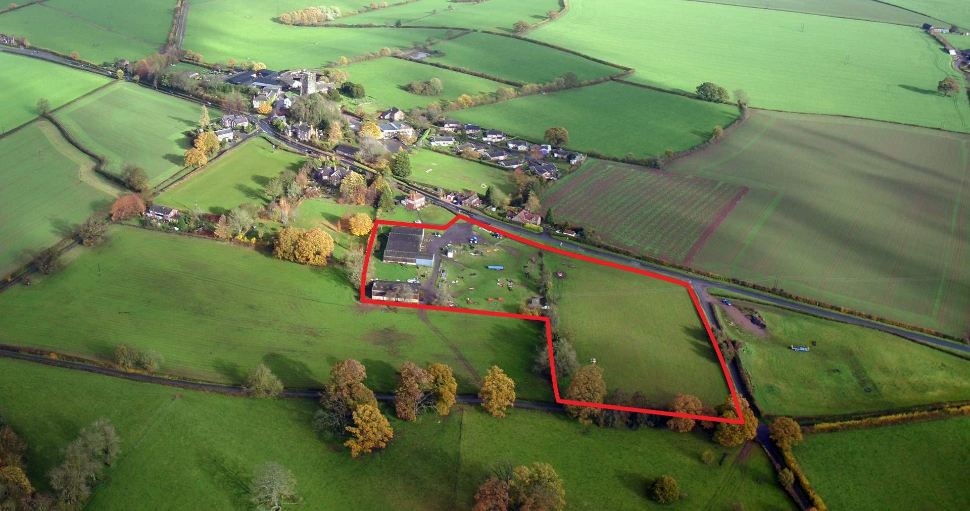 Freeman Homes conduct successful public consultation at St Weonards, Herefordshire
