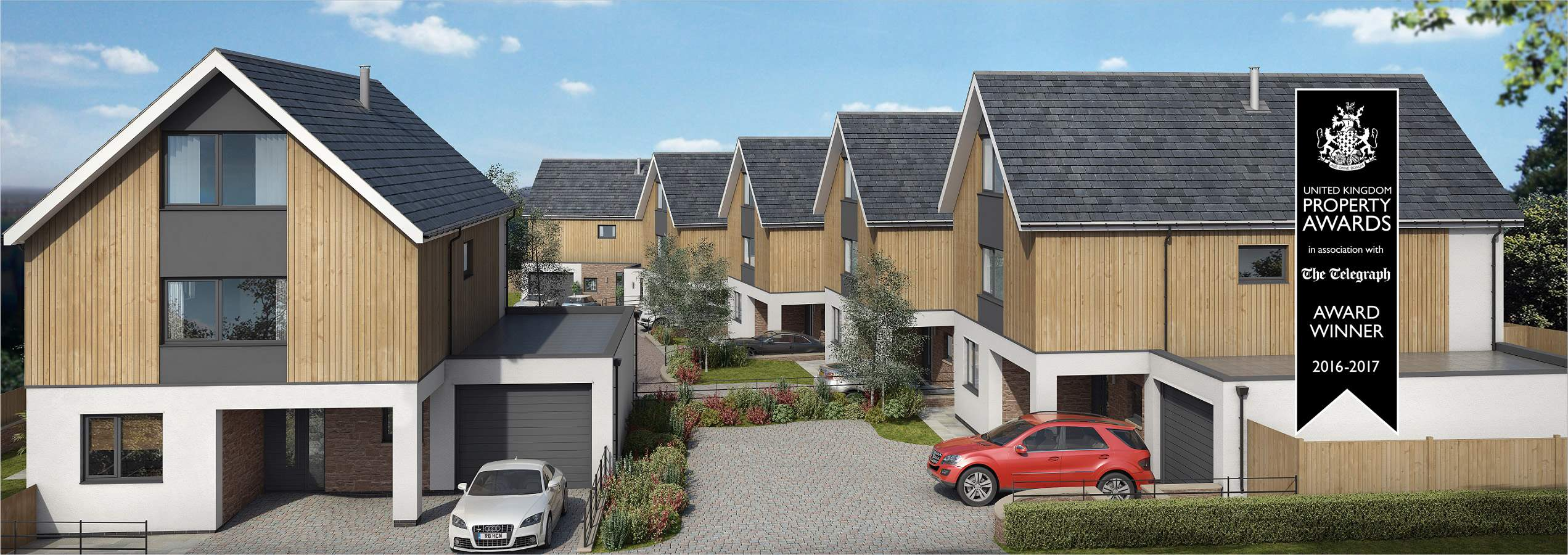 Freeman Homes shortlisted for Sustainability Achievement Award